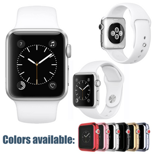 Watch Series 4- Silver Aluminium Smart Watch