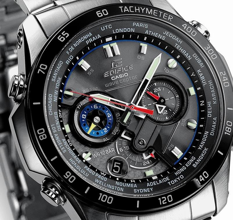 ** CASIO EDIFICE F1 REDBULL CHRONOGRAPH WATCH ** EF-550RBSP-1AV ** BRAND NEW **