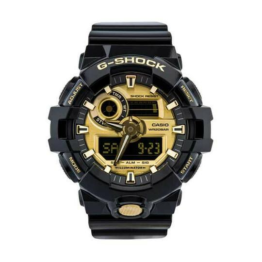 CASIO G-SHOCK GA-710GB-1A WATCH ☑ORIGINAL☑