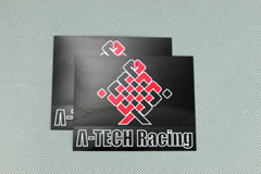 A-TECH RACING ロゴステッカー