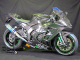 ZX-10R【ストリート用】フルカウル 4点セット