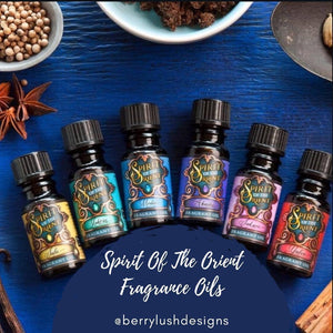 Spirit of the Orient Fragrance Oils