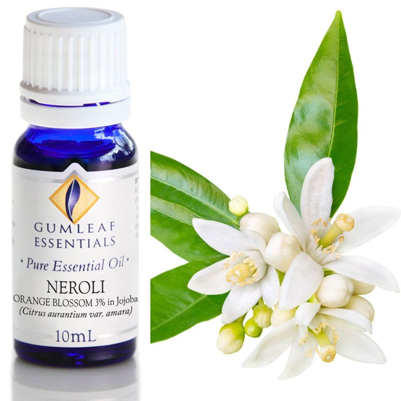 Neroli Orange Blossom (3% In Jojoba) Essential Oil