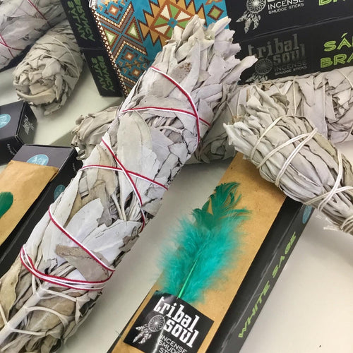 Pure Sage Smudge Sticks