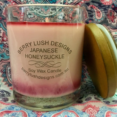 Japanese Honeysuckle Candle