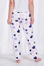 Load image into Gallery viewer, Printed Plush Pyjama Pants