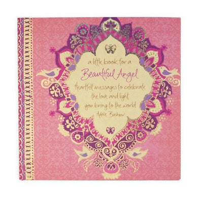 Beautiful Angel Quote Book