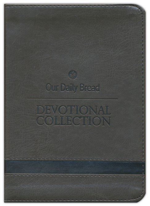 Our Daily Bread Devotional Collection (Imitation Leather)