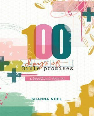 Devotional Journal - 100 Days of Bible Promises (Shanna Noel)