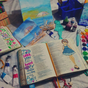 Bible Journaling Together - Tuesday, May 11, 6:30 PM