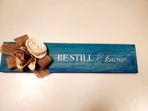 Wood Sign Class - March 2, Tuesday, 6:00 PM