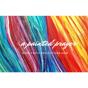 Painted Prayers Class -Thursday, July 16, 6:30 PM
