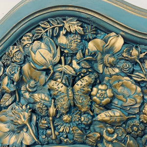 Redesign Decor Moulds - Winter Blooms (Prima)