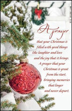 Load image into Gallery viewer, Boxed Christmas Cards - A Christmas Prayer (Box of 20)
