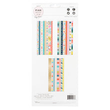Load image into Gallery viewer, Washi Tape - Turn the Page (Pink Paislee)