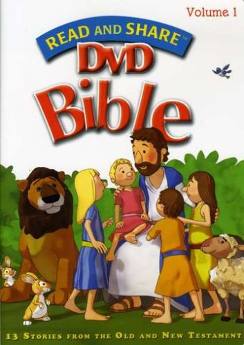 Read and Share DVD Bible, Vol. 1