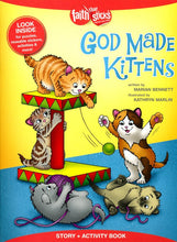 Load image into Gallery viewer, God Made Kittens (Marian Bennett)