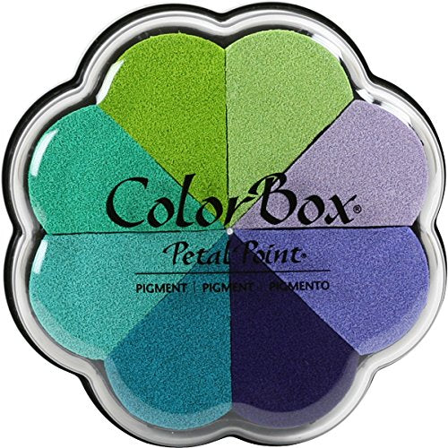 ColorBox Petal Point Pigment Ink (Removable Petals) - Serenity