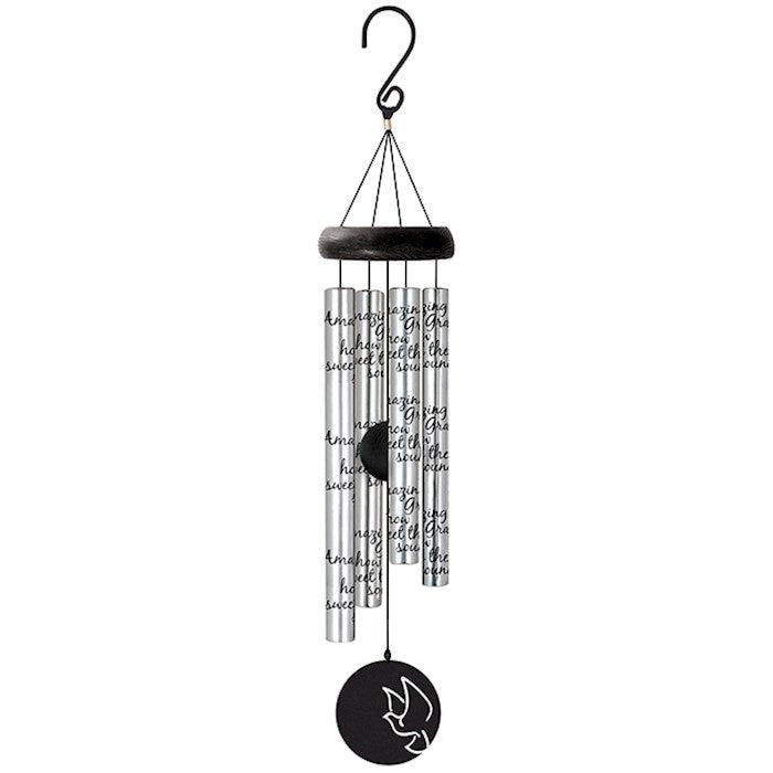 Wind Chime - Sonnet - Amazing Grace (Silver - 21
