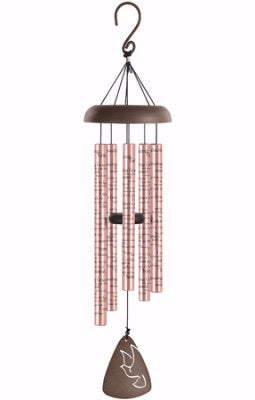 Wind Chime - Sonnet - Amazing Grace (Rose Gold - 30