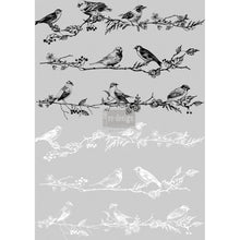 Load image into Gallery viewer, Redesign Decor Transfer - Birds & Berries (Prima)