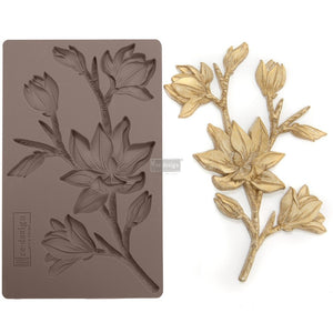 Redesign Decor Moulds - Forest Flora (Prima)