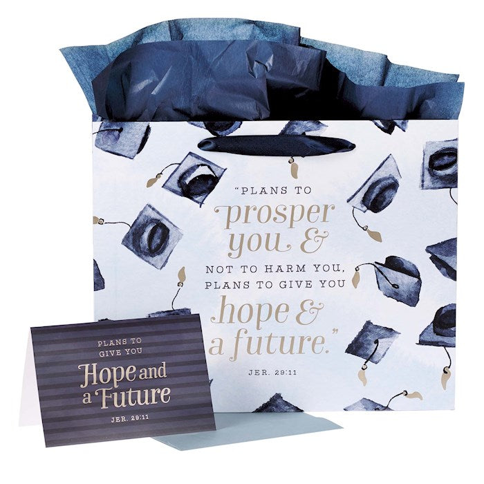 Gift Bag - Graduation - Large