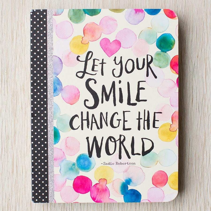 Journal - Change the World (Sadie Robertson)