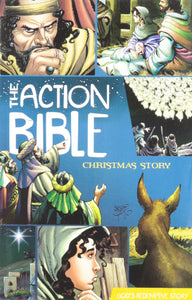 The Action Bible Christmas Story (Action Bible Series)