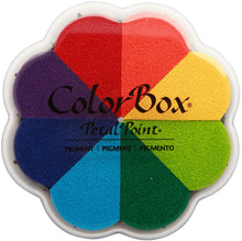 Load image into Gallery viewer, ColorBox Petal Point Pigment Ink (Removable Petals) - Pinwheel