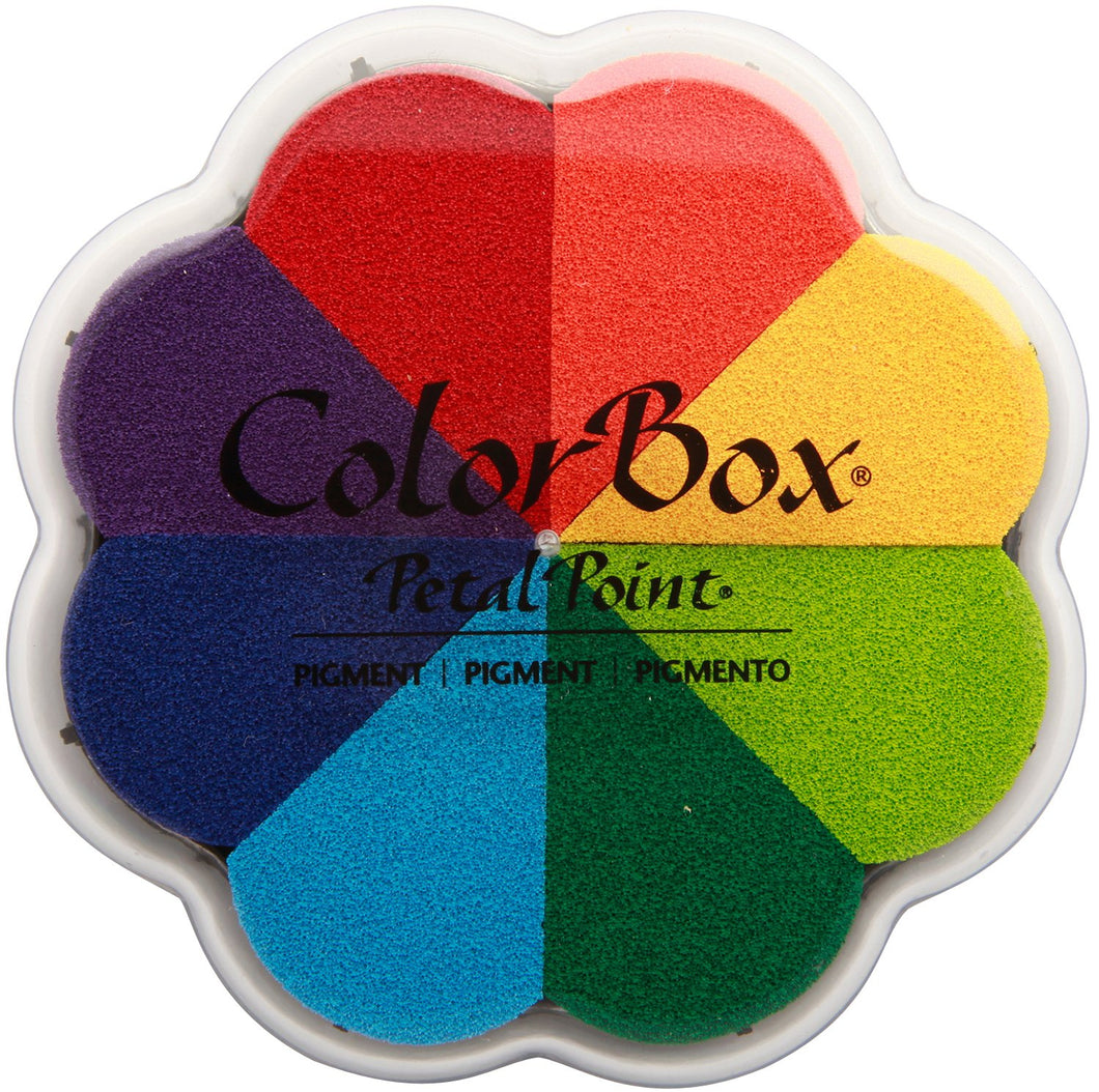 ColorBox Petal Point Pigment Ink (Removable Petals) - Pinwheel