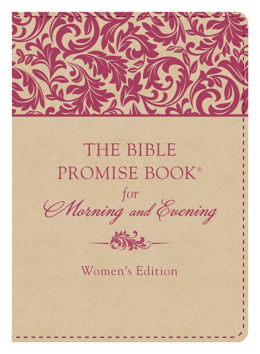 The Bible Promise Book® for Morning & Evening Women's Edition (Imitation Leather)