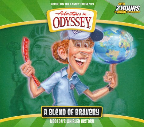 Adventures in Odyssey ® : Wooton's Whirled History 1 (2 CDs)