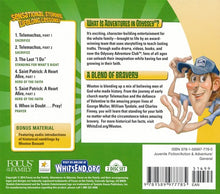Load image into Gallery viewer, Adventures in Odyssey ® : Wooton's Whirled History 1 (2 CDs)