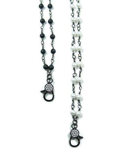 Chain - Beaded Clip