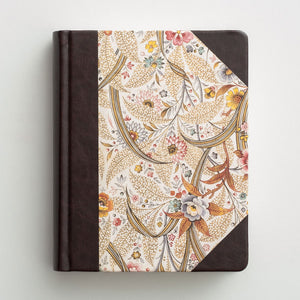 ESV Single Column Journaling Bible, Summer Garden