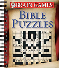 Load image into Gallery viewer, Bible Puzzles (Brain Games)