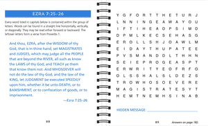 Large Print Bible Word Search (Brain Games)
