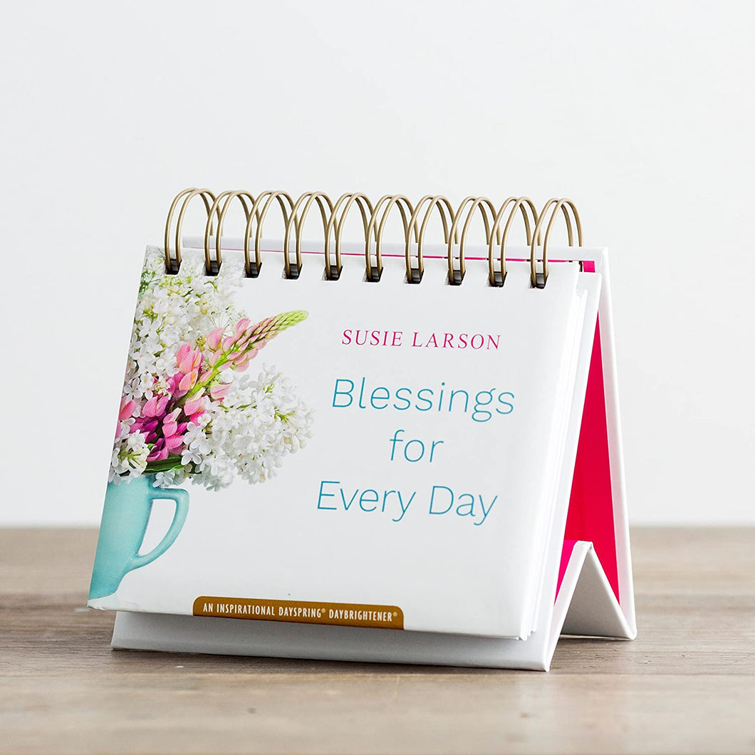 Perpetual Calendar - Blessings for Every Day (Susie Larson)