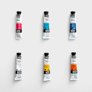 Paint - Acrylics set of 6 (Illustrated Faith)
