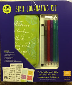 Bible Journaling Kit - Ellie Claire