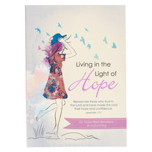 Load image into Gallery viewer, Living in the Light of Hope: 101 Hope-filled Devotions on Joyful Living