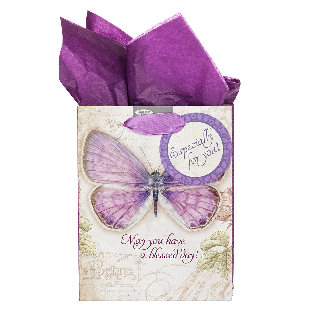 Gift Bag (Small) - Blessed Day, Num 6:24