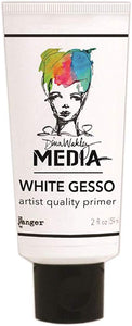 Gesso - Clear (Dina Wakley)