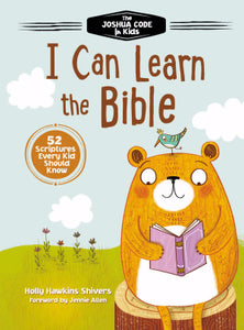 I Can Learn the Bible: 52 Devotions & Scriptures for Kids