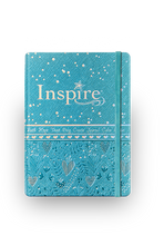 Load image into Gallery viewer, Inspire for Girls: The Bible for Coloring & Creative Journaling