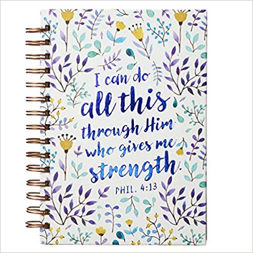 Journal - I Can Do All Things through Him