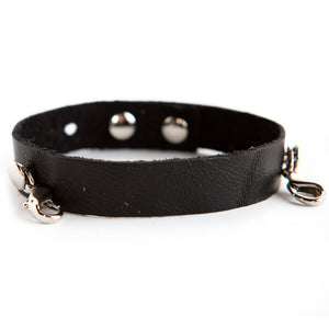 Buildable Bracelets - Leather Bands