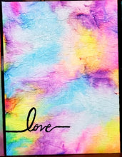 "Load image into Gallery viewer, Original Artwork by Linda Crummer - ""Love"""