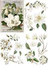 Load image into Gallery viewer, Transfer Art - Magnolia Garden (Dixie Belle)